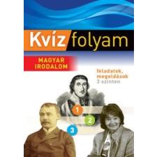 Kvízfolyam - Magyar irodalom szórakozás