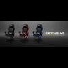 KWG gaming szék CETUS M1 fekete-kék