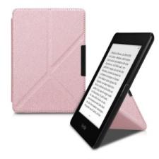 kwmobile Amazon Kindle Paperwhite 4 (2018) flip tok - rózsaszín tok és táska