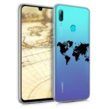 kwmobile Huawei P Smart (2019) tok - fekete tok és táska