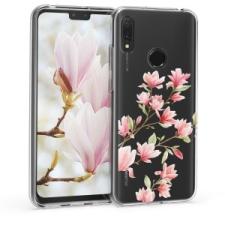 kwmobile Huawei Y6 (2019) tok - rózsaszín tok és táska
