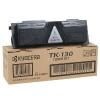 Kyocera TK130 Lézertoner FS 1028DP MFP, 1300D nyomtatóhoz, KYOCERA fekete, 7,2k