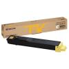 Kyocera TK8115Y Lézertoner M8124cidn, M8130cidn nyomtatókhoz, , sárga, 6k