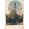 L. Fränzi & Co. Bozen - Die Pfarrkirche zu Bozen