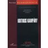 L'Harmattan Kiadó Kritikus kampány - A 2010-es országgyûlési választási kampány elemzése