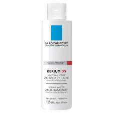 La Roche-Posay Kerium DS intenzív sampon kúra korpásodás ellen erősen korpásodó fejbőrre 125 ml sampon