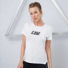 LABELLAMAFIA Women's T-shirt Essentials white női póló