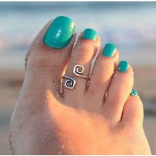 Lábujj gyűrű gyűrű