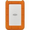 LaCie Rugged USB külső merevlemez, 4 TB, C típusú 3.1 USB (STFR4000800)