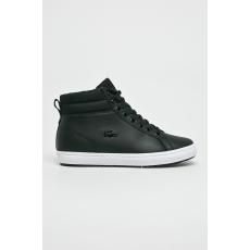 Lacoste - Sportcipő Straightset - fekete - 1393886-fekete