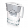 Laica Prime Line Elegance Ivory  fehér vízszűrő kancsó elektronikus kijelzővel