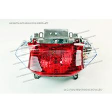 """Lámpa hátsó 10""""-es kerekű kínai robogóhoz motorkerékpár fényszóró"""