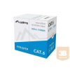 Lanberg FTP solid cable, CU, cat. 6, 305m, gray