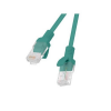 Lanberg RJ45 cat. 6 UTP 1.5m zöld patch kábel