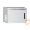 """Lande LN-SBO-IP5507U6045-LG SAFEbox 7U 600x450 fali rack szekrény IP55 védettséggel kültéri 19"""" RAL7035 szürke"""