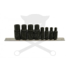 Laser Tools Crowa adapter klt. menetfúrókhoz 8 db-os 4 lapú - mágneses - Laser (LAS-6058)