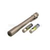 Laser Tools Elemlámpa LED toll alakú 2 db AAA elemmel - Alumínium - TS20 (LAS-5633)