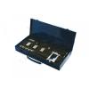 Laser Tools Fékcsőperemező készlet járművön is használható 4.75+5+6 mm Hidraulic (LAS-4938)