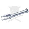 Laser Tools Gömbfejszerelő villa rövid (LAS-0283)