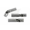 Laser Tools - UK Izzítógyertya-kulcs készlet csuklós 3 db-os 8-9-10 mm - extra vékony (LAS-6741)