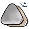 Lastolite LR3628 Trigrip reflector sunlite/lágyezüst (75cm)