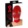 LATEX - fejmaszk (piros)