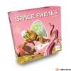 Lautapelit Space Freaks társasjáték, angol nyelvű
