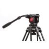 LDV NL VT03 Professzionális videó állvány NL02 ballbase fejjel 145cm.Hunbright