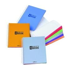 Le Color Spirálfüzet le color 4 notebook a/4 100 lapos vonalas füzet