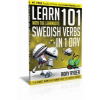 Learn 101 Swedish Verbs in 1 Day with the Learnbots – Rory Ryder