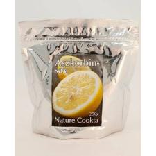 Lechner és Zentai kft Nature Cookta Aszkorbinsav 0,25 kg-os kiszerelés, talpastasakban visszazárható simítózárral vitamin