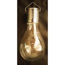 LED égő Solar Acrux, 7.5x22 cm, átlátszó, 4 Led white led, csomag. 24db. karácsonyi dekoráció