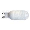 LED-es fényforrás, 2,5W-os teljesítményű, G9 foglalattal, 2700K-es színhőmérsékletü, SMD LED ( 180 lm ) Tracon ( LG9PC2,5W )