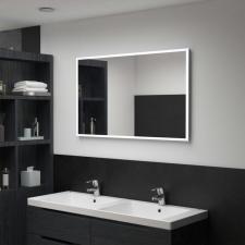 LED-es fürdőszobai falitükör 100 x 60 cm bútor