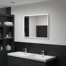 LED-es fürdőszobai falitükör 80 x 60 cm bútor