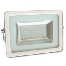 LED reflektor , 200 Watt , Ultra Slim , iDesign , SMD , hideg fehér kültéri világítás