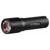 Ledlenser P7 LED lámpa, 1xC-LED, 4XAAA elemmel 450lm