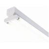 LEDvonal Armatúra , 2*60cm , T8 LED fénycsőhöz