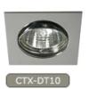 LEDvonal Beépíthető spot lámpatest Navi CTX-DT10 króm