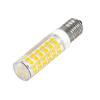 LEDvonal LED lámpa , égő , kukorica , E14 foglalat , 7 Watt , 360° , hideg fehér