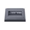 LEDvonal Oldalfali LED lámpatest , 1,1W , falon kívüli , négyzet , kültéri , IP65