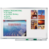 LEGAMASTER Professional mágneses fehértábla (whiteboard) 155x300 cm