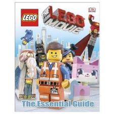 LEGO 11244-LEGO Könyvek- The LEGO Movie-The Essential Guide (angol nyelvű) gyermekkönyvek