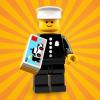 LEGO 18. sorozat - 1978-as Rendőrtiszt col18-8
