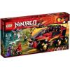 LEGO 70750-LEGO Ninjago-Nindzsa DB X