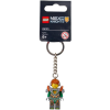 LEGO 853685 - LEGO NEXO Knights Aaron minifigura kulcstartó