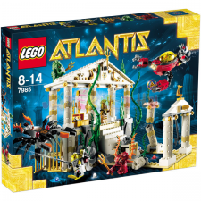 LEGO : Atlantisz városa 7985 lego