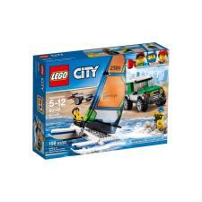 LEGO City 4x4 terepjáró katamaránnal 60149 lego
