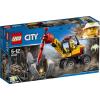 LEGO City Bányászati hasítógép 60185