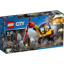LEGO City Bányászati hasítógép 60185 lego